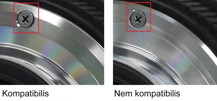 KARCOLJÁK A PENTAX K-1 MARK II-T EGYES SIGMA OBJEKTÍVEK