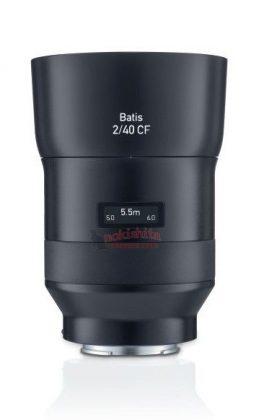 ZEISS BATIS 40MM F/2 CF